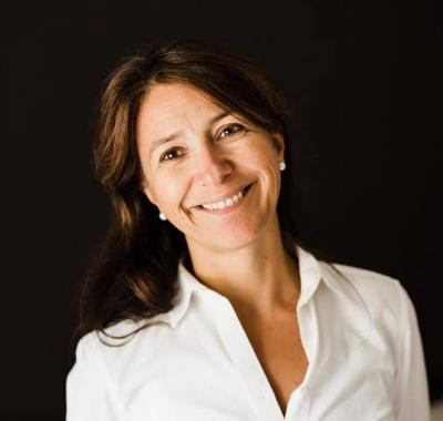 """Aurélie Couvreur,  Strategy Wizard Digitaly et membre du jury du programme """"Le futur est à nous"""""""